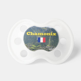 Chamonix - Mont Blanc Chupetes Para Bebés