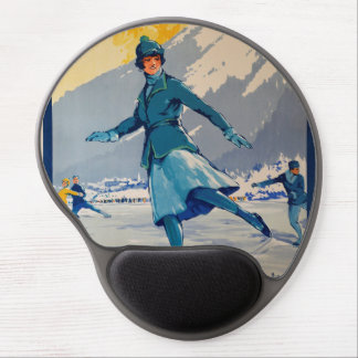 Chamonix – Mont Blanc Gel Mouse Pad