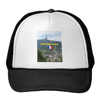 Chamonix - Mont Blanc Gorro De Camionero