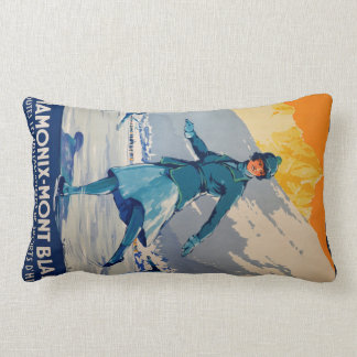 Chamonix – Mont Blanc Lumbar Pillow