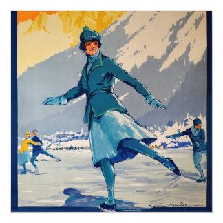 Chamonix – Mont Blanc Magnetic Card
