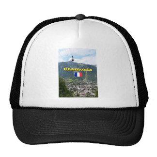 Chamonix - Mont Blanc Mesh Hats