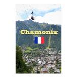 Chamonix - Mont Blanc Papeleria Personalizada
