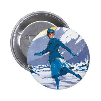 Chamonix-Mont Blanc Pin