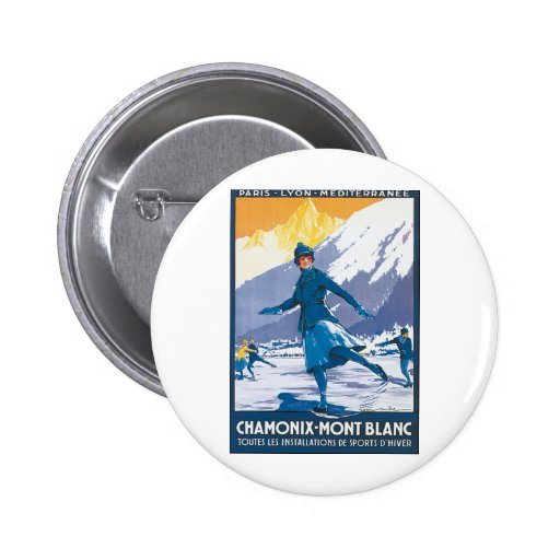 Chamonix Mont Blanc Pins