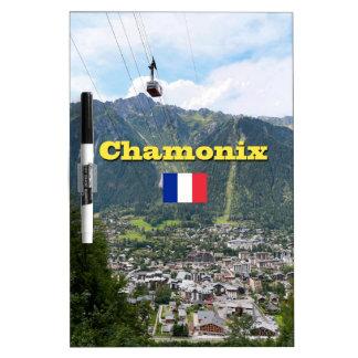 Chamonix - Mont Blanc Pizarras