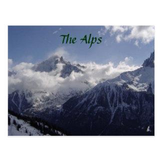 Chamonix-Mont-Blanc Post Cards