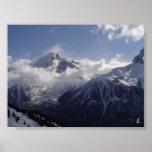 Chamonix-Mont-Blanc Posters