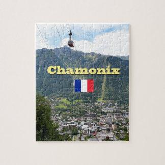 Chamonix - Mont Blanc Rompecabezas