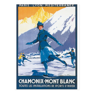 Chamonix-Mont Blanc Postal