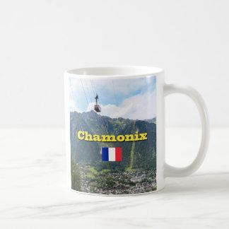 Chamonix - Mont Blanc Taza De Café
