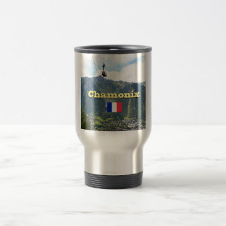 Chamonix - Mont Blanc Tazas De Café