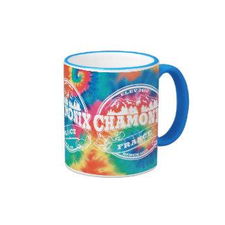 Chamonix Old Circle Mug