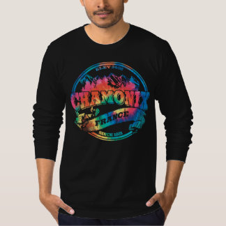 Chamonix Old Circle Tie Dye T-Shirt