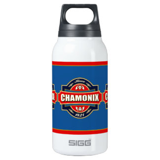 Chamonix Old Label Insulated Water Bottle