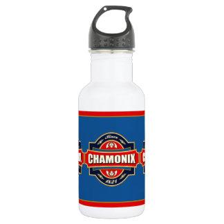 Chamonix Old Label Water Bottle