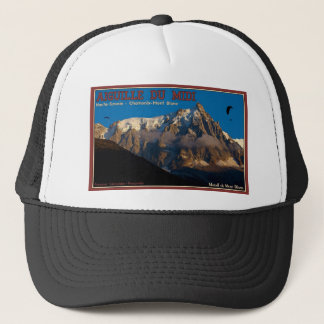 Chamonix - Paragliders Trucker Hat
