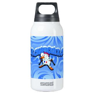 Chamonix Snowman Insulated Water Bottle