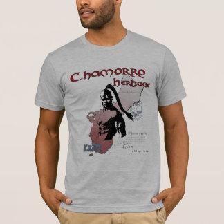 Chamorro Spirit color T-Shirt