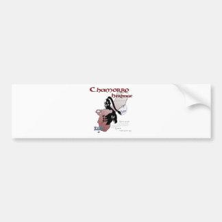 Chamorro Spirit copy Car Bumper Sticker
