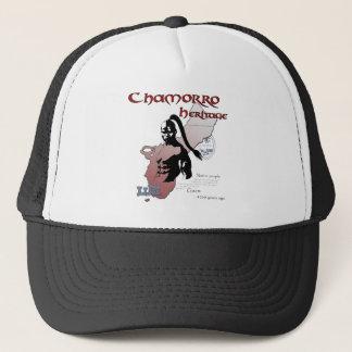 Chamorro Spirit copy Trucker Hat