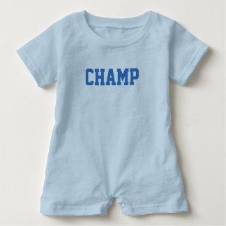 Champ Baby Romper
