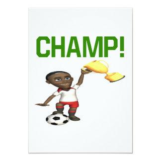 Champ Card
