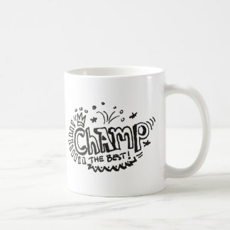 Champ Coffee Mug