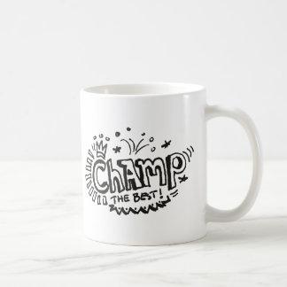 Champ Coffee Mug