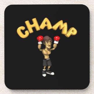 Champ Beverage Coasters