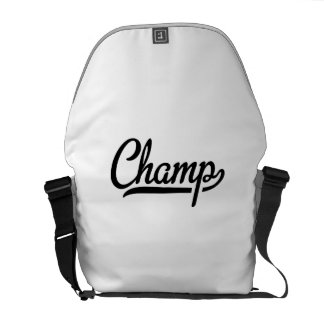 Champ Courier Bag