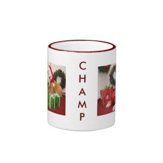 Champ - Golden Retriever - Lukas Mugs
