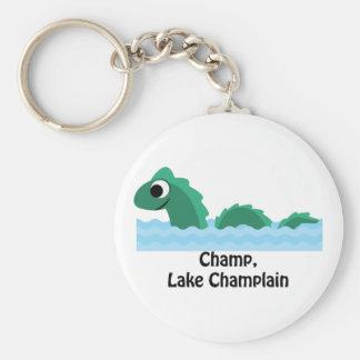 Champ, Lake Champlain Keychain