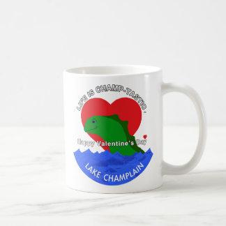 Champ Loves You! Classic White Coffee Mug