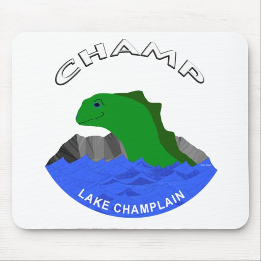 Champ Mouse Pad