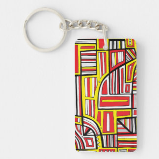 Champ Rational Sensitive Agreeable Keychain