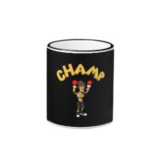 Champ Ringer Mug