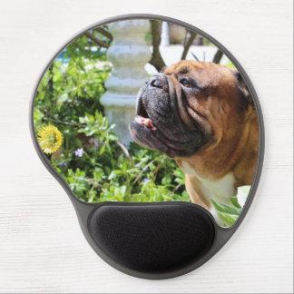 Champ the Bulldog Gel Mousepad