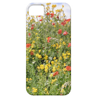 Champagne and Flowers iPhone 5 Case