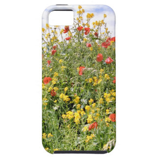 Champagne and Flowers iPhone 5 Cases