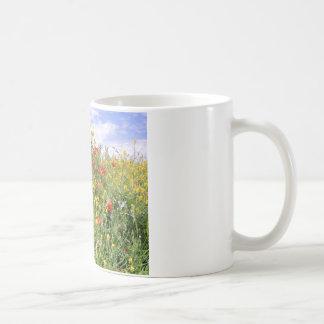 Champagne and Flowers Coffee Mug