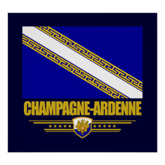 Champagne-Ardenne Posters