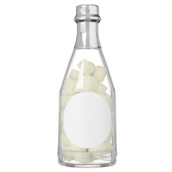 Champagne Bottle Favors Chewing Gum by CREATIVEWEDDING at Zazzle
