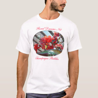 Champagne Bubbles in the Breeze... T-Shirt