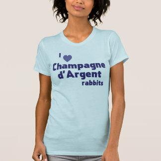 Champagne d'Argent rabbits T-Shirt