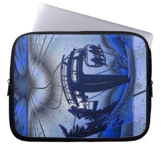 champagne horizon ipad case chairlift art laptop sleeves