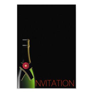 Champagne Invitation