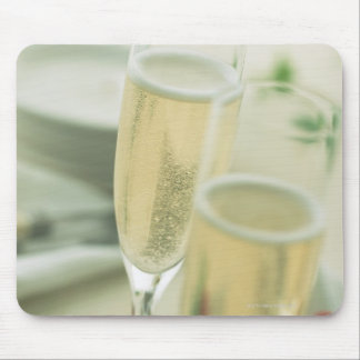 Champagne Mouse Pads