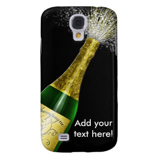 Champagne Party Celebration Samsung S4 Case