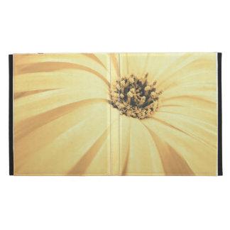 Champagne Petals iPad Folio Cover